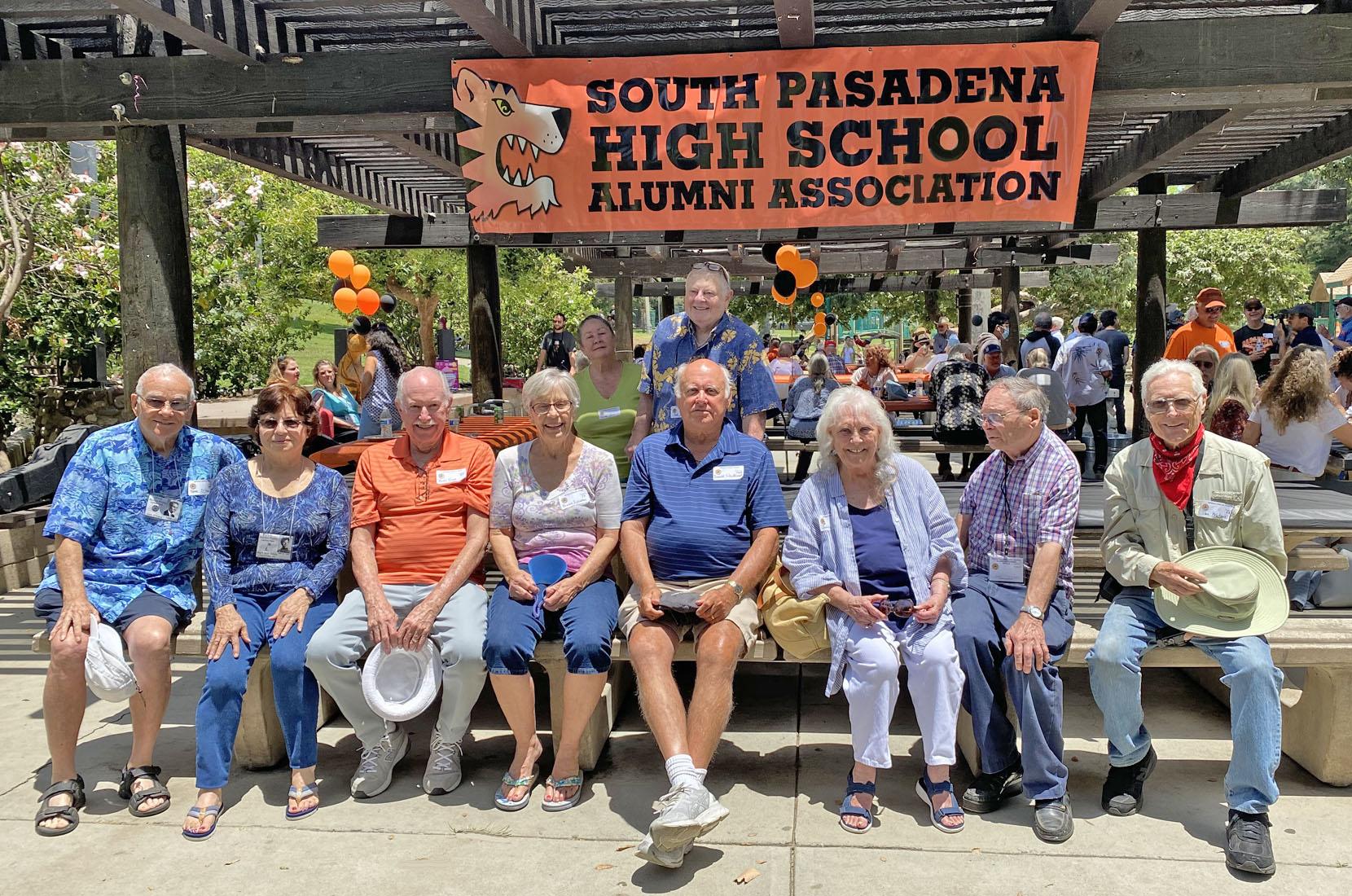 2021 Alumni Picnic group