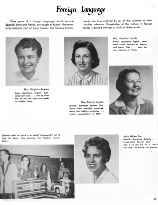 1959 Copa de Oro page 17