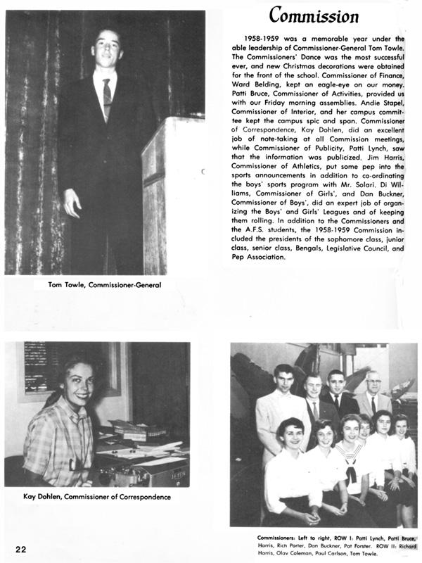 1959 Copa de Oro page 22