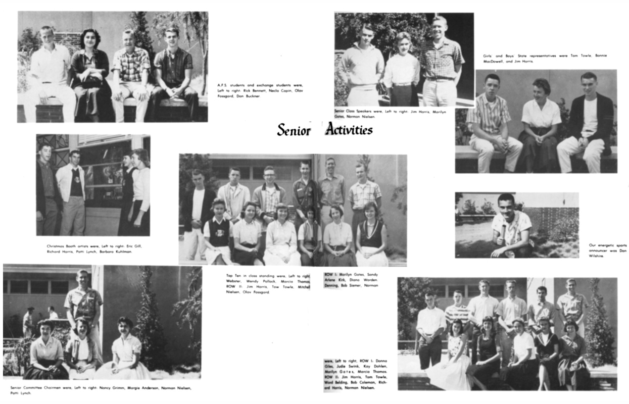 Junior Class Copa page 50 and 51