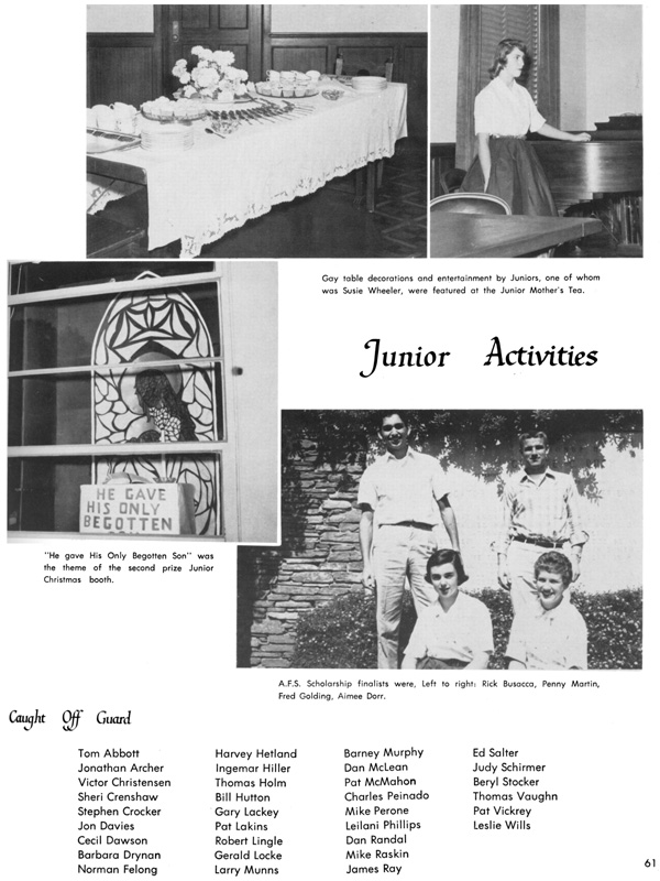 Junior Class Copa page 61