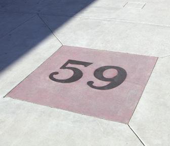 59 walk tile
