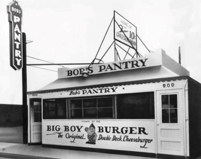 Bob's Big Boy 1936