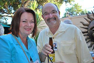 Karen and Jim Cherniss