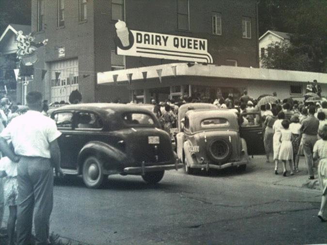 Dairy Queen 1940