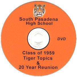 Tiger Topics DVD