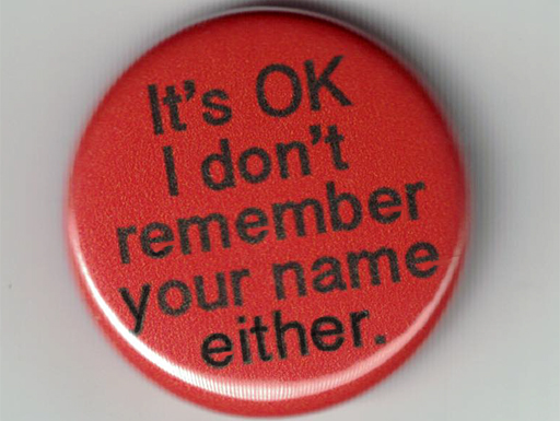 Friday's ID Button