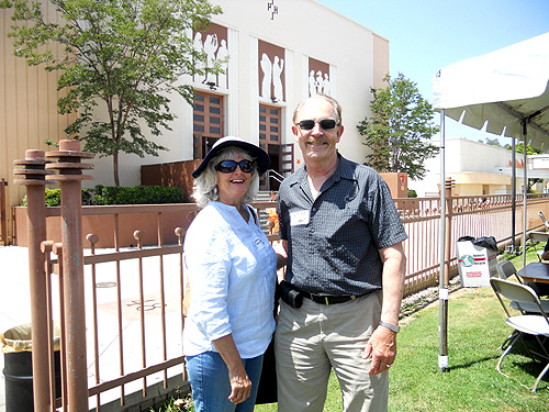 Mike and Kathy Melendy Gilbert