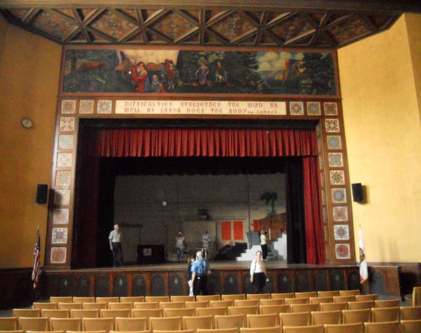 Jr High Auditorium