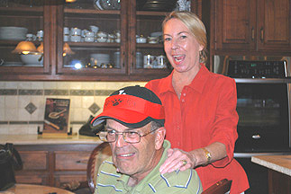 Jim Lindsay, Joanne Lindsay Dickson