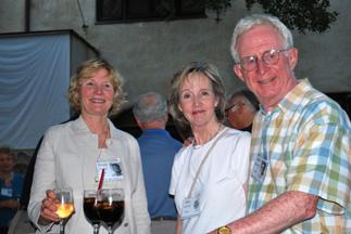 Wendy Pollock and Mitch Denning