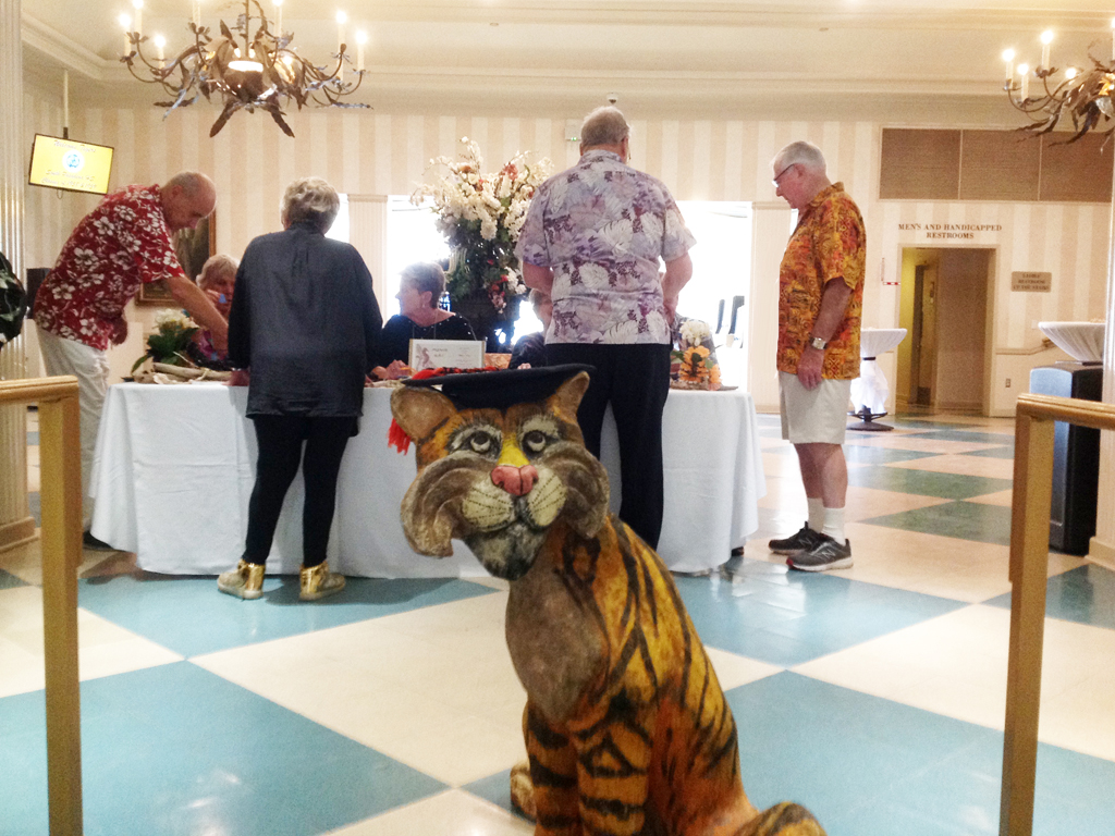Reception Tiger