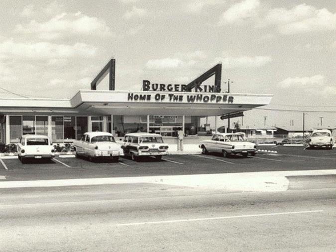 Burger King 1953