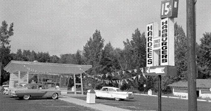 Hardees 1960