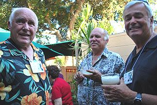 Jon Loomis, Dave Westlund, Stu Hurst