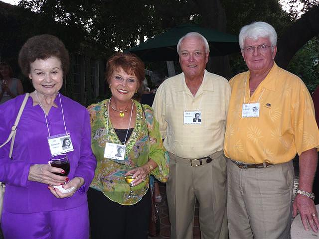 Jo, Suzie, Bob and Hal