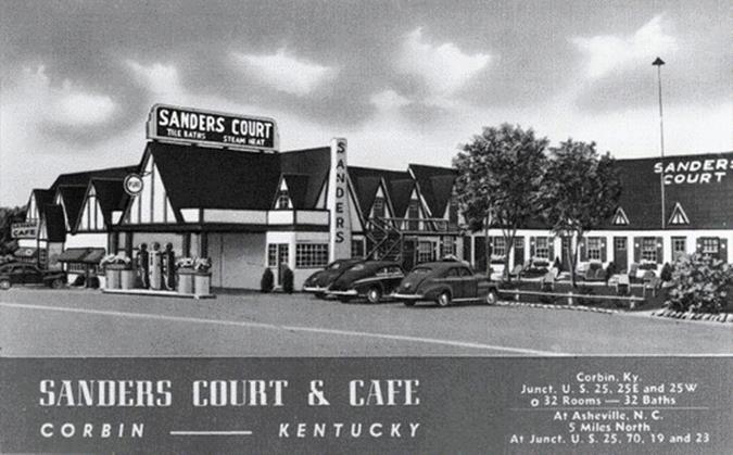 Kentucky Fried Chicken 1930