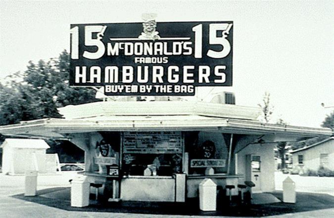 Mac Donalds 1937