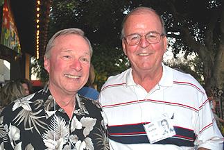 Pete Castonguay and John Ludlow