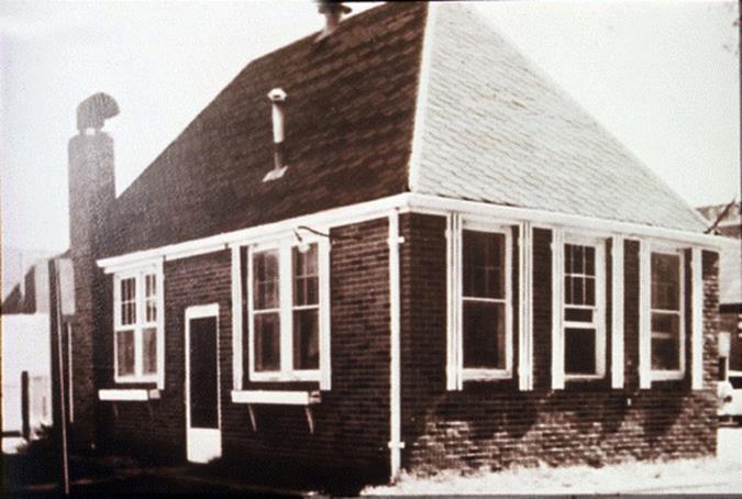 Pizza Hut 1958
