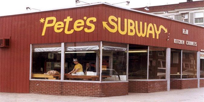 Subway 1965