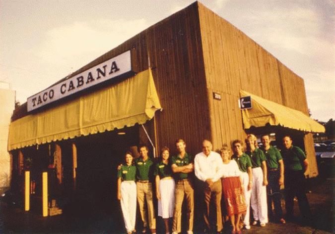 Taco Cabana 1978