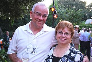 Tom and Mary Ann O'Hara