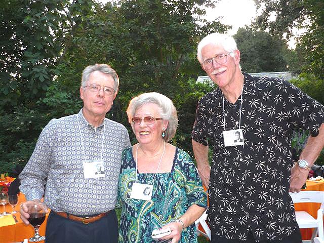 Tom Towle, Cathy Flack, Ward Belding
