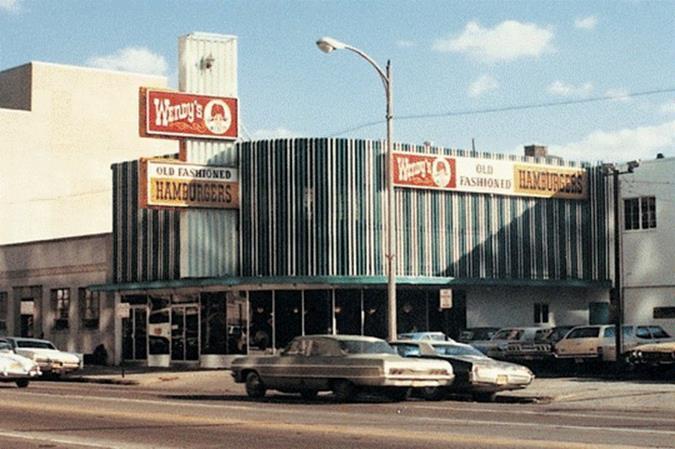 Wendy's 1969
