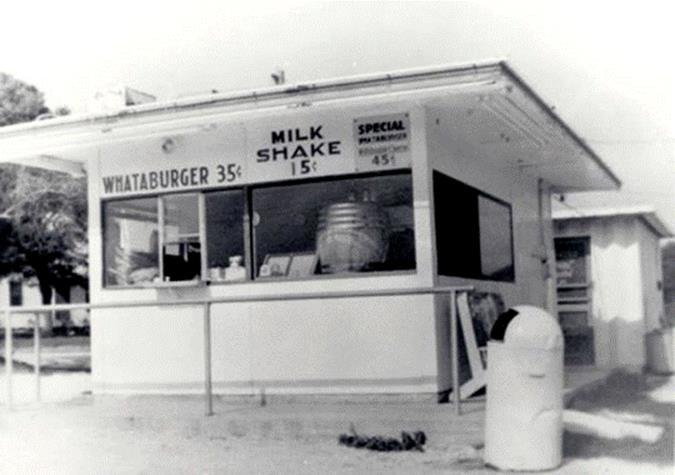 Whataburger 1950